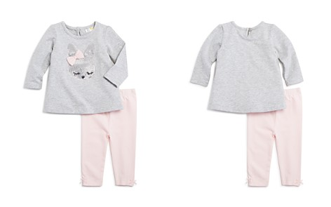 Bloomie's Girls' Bunny Top & Leggings Set, Baby - 100% Exclusive - Bloomingdale's_2