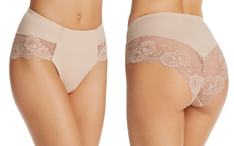 Fine Lines Eva Support Hi-Cut Briefs - Bloomingdale's_2