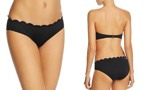 kate spade new york Scalloped Hipster Bikini Bottom - Bloomingdale's_2
