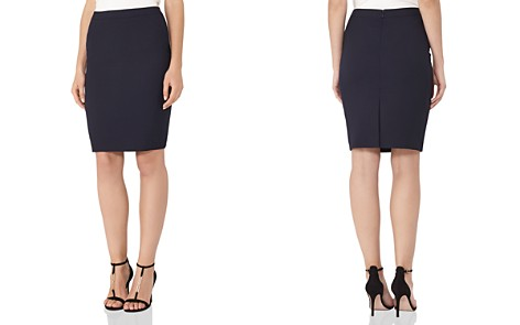 REISS Faulkner Tailored Skirt - Bloomingdale's_2