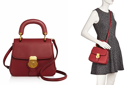 Burberry DK88 Top Handle Small Leather Satchel - Bloomingdale's_2