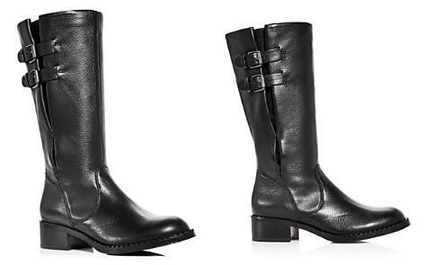 Gentle Souls Women's Brian Leather Low Heel Boots - Bloomingdale's_2