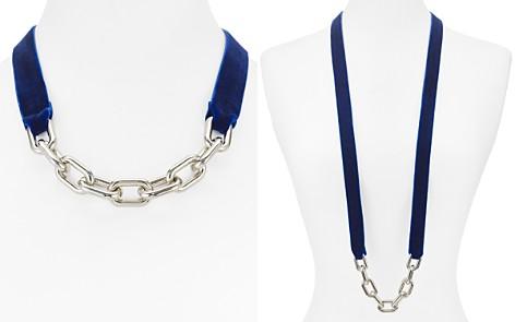"AQUA Ophelia Velvet Chain Necklace, 56"" - 100% Exclusive - Bloomingdale's_2"