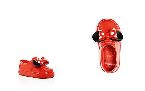 Mini Melissa Girls' Mini Be Minnie Sneaker Flats - Walker, Toddler - Bloomingdale's_2