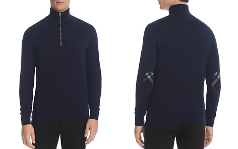 Burberry Rawlins Half-Zip Sweater - Bloomingdale's_2