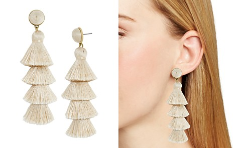 BAUBLEBAR Gabriela Tiered Tassel Earrings - Bloomingdale's_2