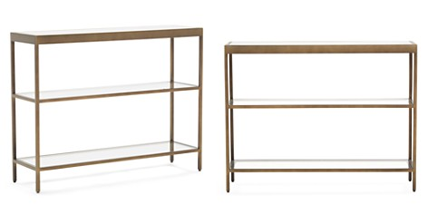 Mitchell Gold Bob Williams Vienna Low Small Bookcase - Bloomingdale's_2
