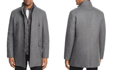 Cole Haan Melton Three-In-One Topper Coat - Bloomingdale's_2