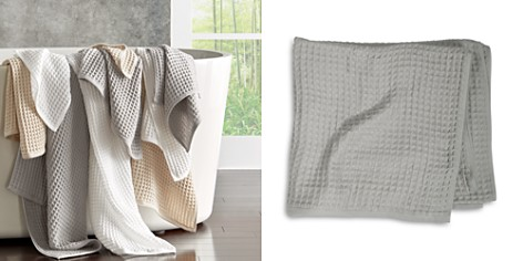 Uchino Air Waffle Towel Collection - Bloomingdale's_2