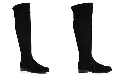 La Canadienne Women's Secret Waterproof Suede Low Heel Boots - Bloomingdale's_2