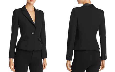 KAREN MILLEN Tailored Boxy Blazer - Bloomingdale's_2