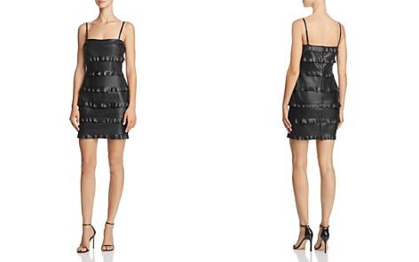 Bailey 44 Dark Wave Faux Leather Dress - Bloomingdale's_2