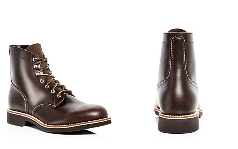 G.H. Bass & Co. Men's Reid Leather Hiking Boots - Bloomingdale's_2