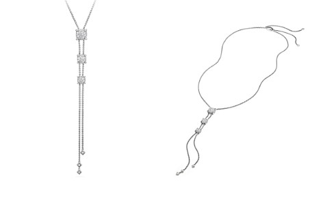 David Yurman Châtelaine Y Necklace with Diamonds - Bloomingdale's_2