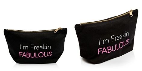 Los Angeles Trading Company I'm Freakin Fabulous Pouch - Bloomingdale's_2