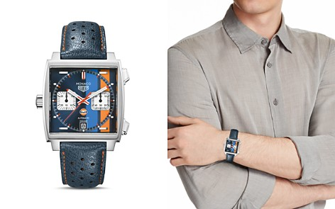 TAG Heuer Monaco Chronograph, 39mm - Bloomingdale's_2