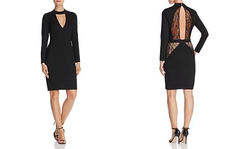 Adelyn Rae Laila Knit Body-Con Dress - Bloomingdale's_2
