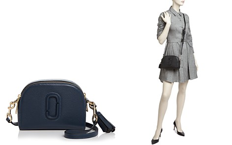 Marc Jacobs Shutter Small Leather Crossbody Bloomingdale S 2