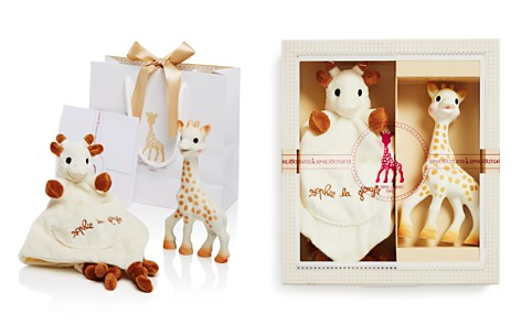 Sophie la Girafe Sophisticated Set with Sophie la Girafe & Soother Pacifier Holder - Ages 0+ - Bloomingdale's_2
