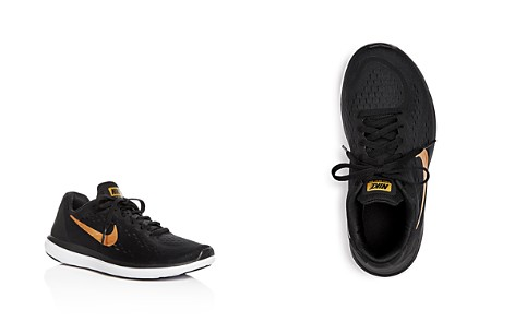 Nike Boys' Flex Lace Up Sneakers - Big Kid - Bloomingdale's_2