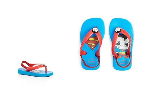 havaianas Girls' Baby Heroes Flip-Flops - Baby, Walker, Toddler - Bloomingdale's_2