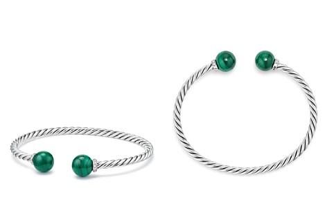 David Yurman Solari Bracelet with Diamonds & Malachite - Bloomingdale's_2