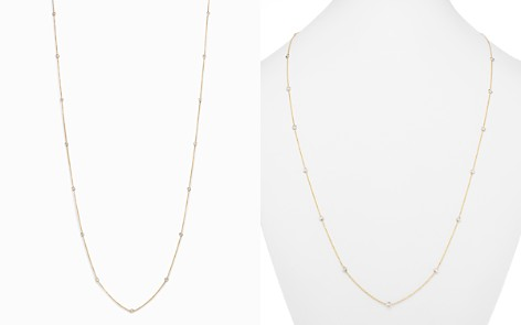 Bloomingdale's Diamond Long Station Necklace in 14K Yellow Gold, 1.50 ct. t.w. - 100% Exclusive_2