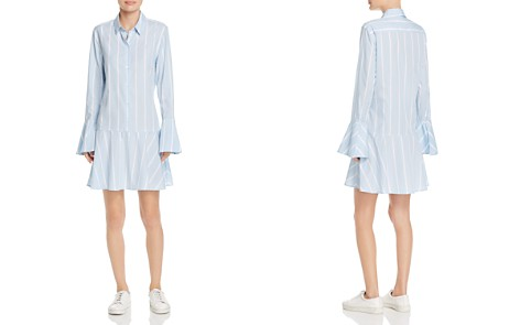Equipment Tracy Flounced Shirt Dress - Bloomingdale's_2