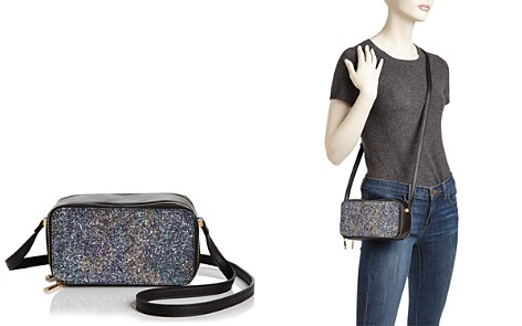 Street Level Sparkle Camera Bag - 100% Exclusive - Bloomingdale's_2