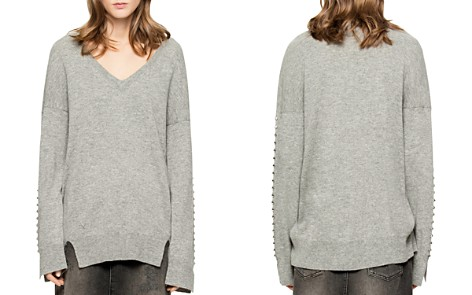 Zadig & Voltaire Alexa Wool & Cashmere Sweater - Bloomingdale's_2