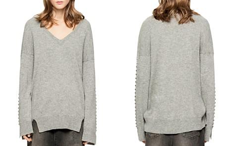 Zadig & Voltaire Alexa Wool & Cashmere Sweater - Bloomingdale's_2