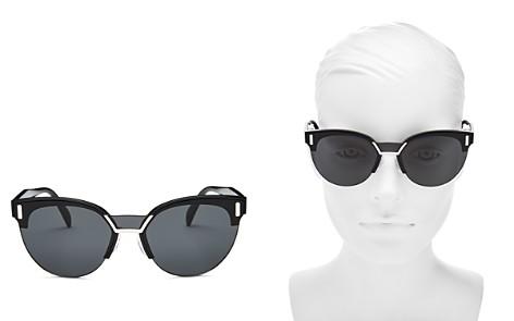 Prada Women's Round Sunglasses, 43mm - Bloomingdale's_2