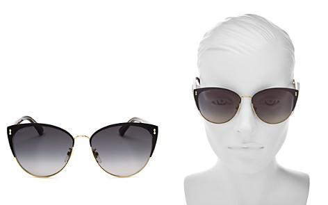 Gucci Women's Cat Eye Sunglasses, 58mm - Bloomingdale's_2