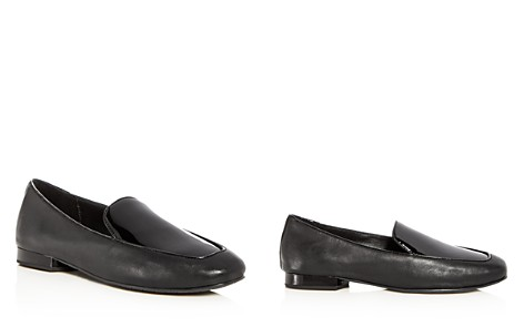 Donald Pliner Women's Honey Leather & Patent Leather Loafers - Bloomingdale's_2