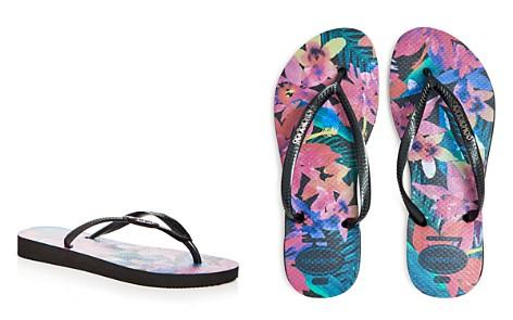 havaianas Women's Tropical Slim Flip-Flops - Bloomingdale's_2