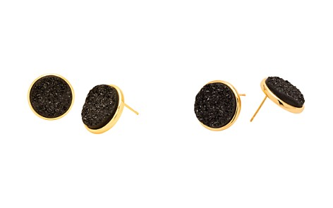 Gorjana Astoria Drusy Large Stud Earrings - Bloomingdale's_2