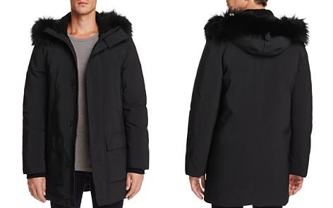 Mackage Vaughn Fur-Trimmed Hooded Parka - Bloomingdale's_2