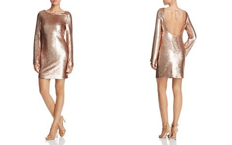 Elliatt Tresor Sequin Dress - Bloomingdale's_2