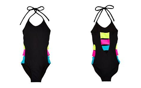 Peixoto Girls' Zoe Band-Detail Swimsuit - Little Kid, Big Kid - Bloomingdale's_2