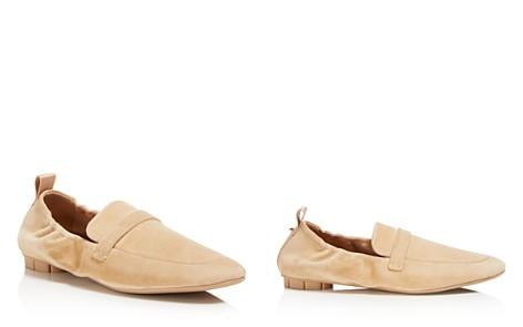 Salvatore Ferragamo Women's Suede Loafers - Bloomingdale's_2