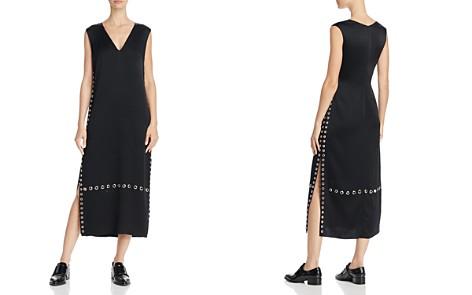 Elizabeth and James Leigh Grommet-Detail Maxi Dress - Bloomingdale's_2