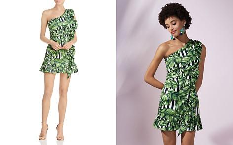 Red Carter Miyah One-Shoulder Dress - Bloomingdale's_2