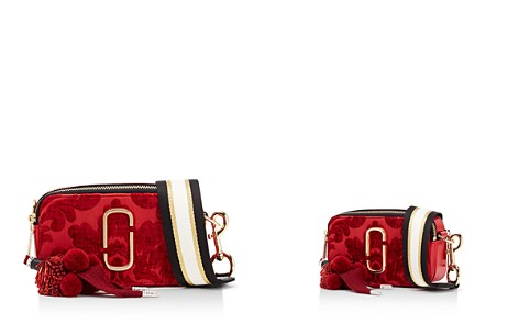 MARC JACOBS Snapshot Damask Leather Crossbody - Bloomingdale's_2