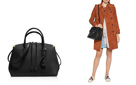 COACH 1941 Glovetanned Leather Cooper Satchel - Bloomingdale's_2