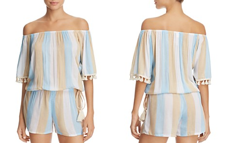 Coolchange Kayla Romper Swim Cover-Up - Bloomingdale's_2