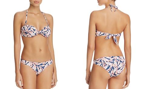 Eberjey Banana Leaf Lulu Bikini Top & Banana Leaf Annia Bikini Bottom - Bloomingdale's_2
