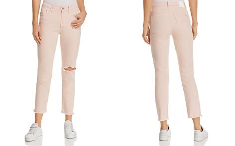 Nobody True Ankle Jeans in Petals - Bloomingdale's_2