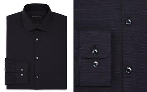 John Varvatos Star USA Micro Dot Slim Fit Stretch Dress Shirt - Bloomingdale's_2