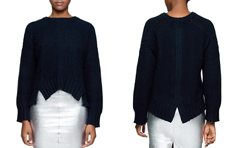 Zadig & Voltaire Mark Deluxe Cashmere Sweater - Bloomingdale's_2