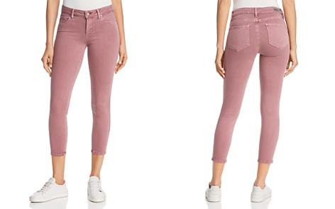Vertigo Cropped Skinny Jeans in Vintage Garden Rose - Bloomingdale's_2